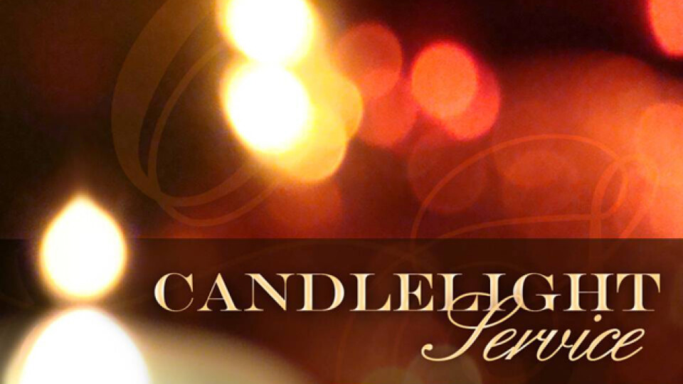 Family Christmas Candlelight Service