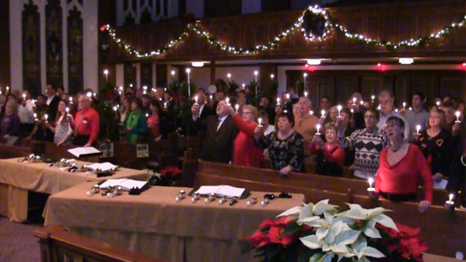Traditional Christmas Candlelight Service